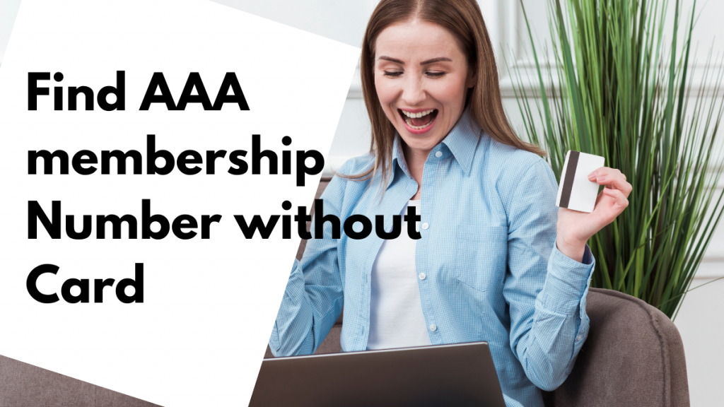 How to find aaa membership number without card